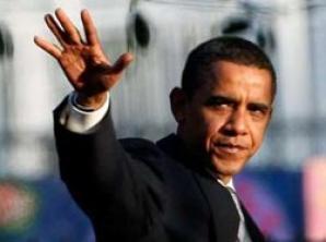 Obama Mengucapkan Idulfitri